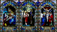 Stained Glass Montage - Esparza, Costa Rica video