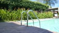 Stair pool video