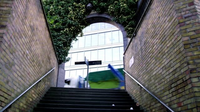 DS Stairs of the underpass video