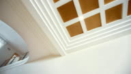HD: Stairway In The Luxury House video