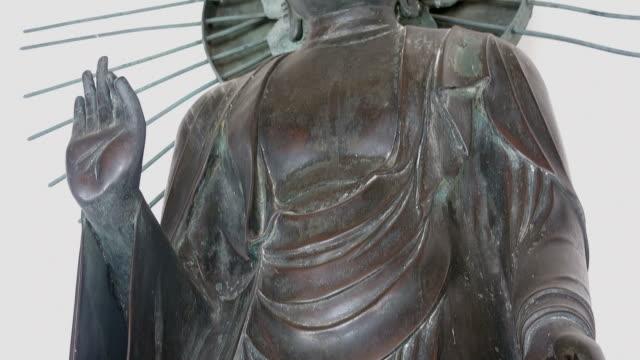 Standing Buddha of Japanese style video