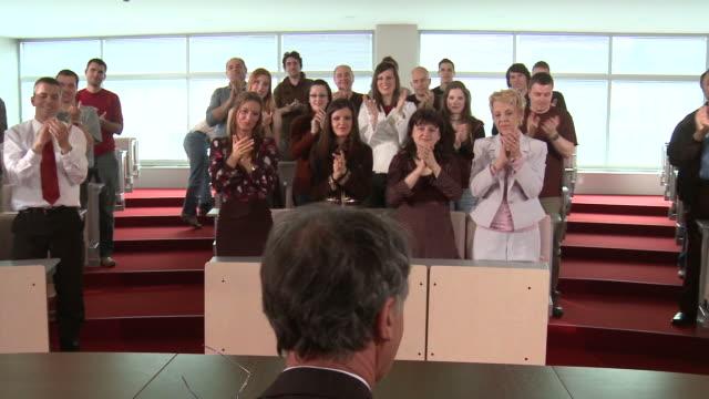 HD: Standing Ovation video