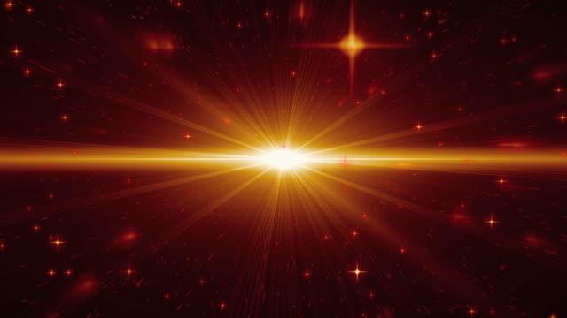 Star Birth Background Loop video