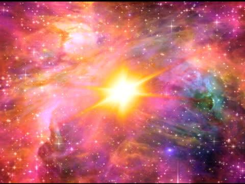 Star Explosion video