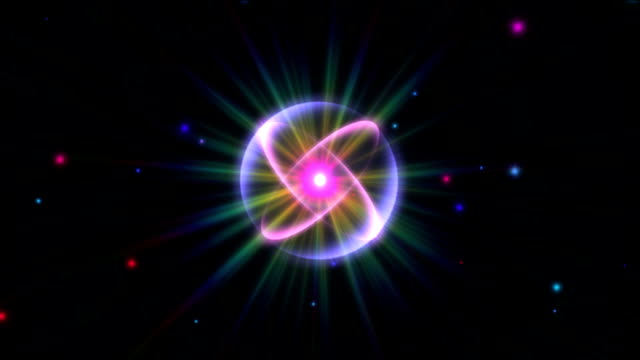 star particle atom video