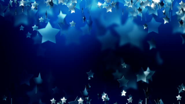 Star Particle Background (Loopable) video