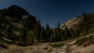 Star Time Lapse Yosemite video