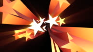 Star Wipe Explosion HD video