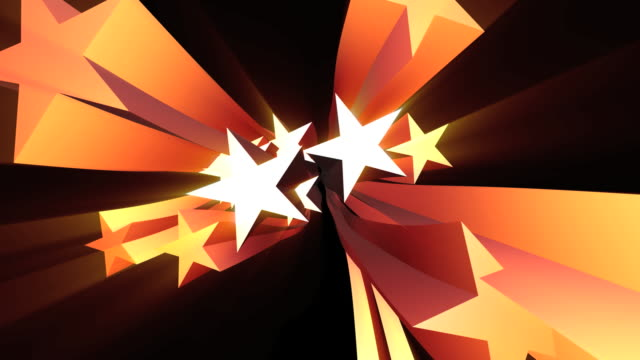 Star Wipe Explosion HD video