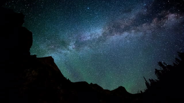 TIME LAPSE: Starry Night video