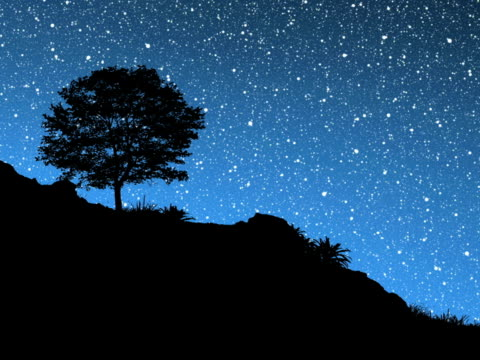 Stars Behind Hill video