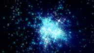 Stars Shimmer Sparkle Fireworks video