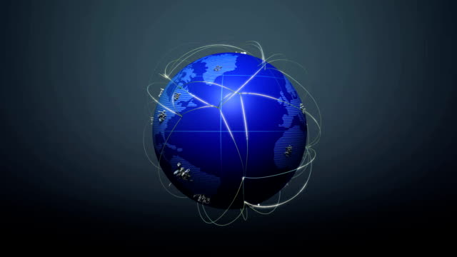 Start AMERICA, Growing Global Network video
