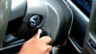 Start car. video