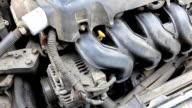 Starting Engine. video