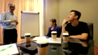 Startup Asian Business Entrepreneurs With Mentor in Meeting video