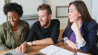 Startup Entrepreneur Business People Meeting video