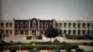 1948: Stately government building dominates local area. video
