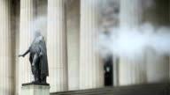 Statue of George Washington (Tilt Shift Lens) video