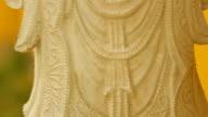 Statue of Kuan Yin video