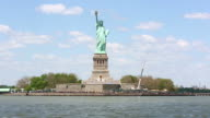 HD: Statue of Liberty, New York City video