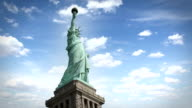 Statue of Liberty, New York city video