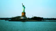 Statue of Liberty, New York video