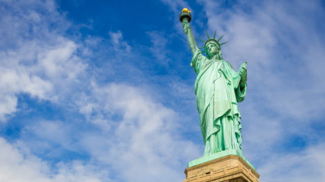 Statue of Liberty video