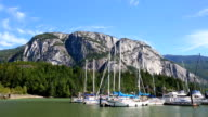 Stawamus Chief Squamish British Columbia Canada video