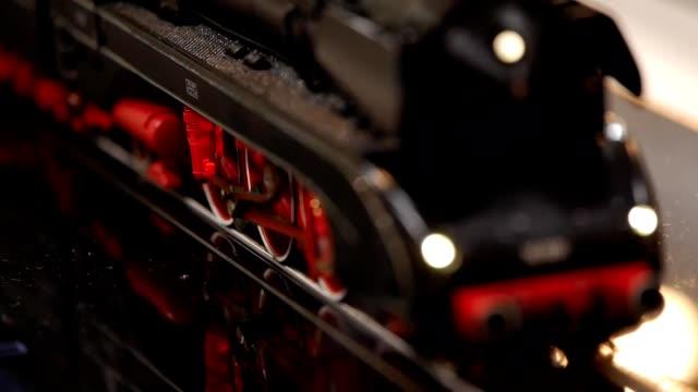 steam engine - old train locomotive video