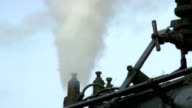 Steam Engine Train Smoke Stack video