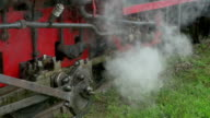 Steam Out of Locomotive Pipes video