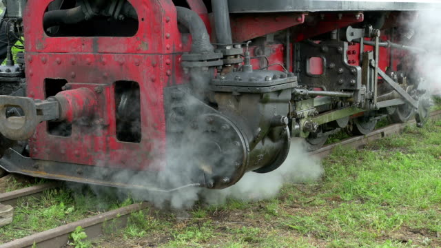 Steam Train Drive Frame video