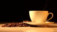 Steamy Coffee video
