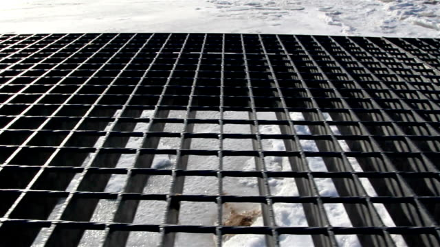 Steel bars newly constructed video
