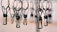 Steel Cloth hanger video