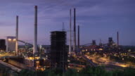 Steel industry video