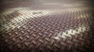 Steel texture video