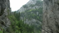 Steep Canyon with Vegetation video