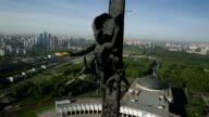 Stella in Victory Park, Poklonnaya Gora, Moscow video