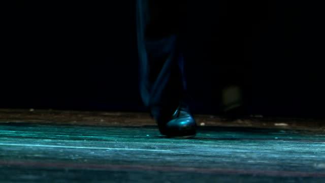 Step dance video