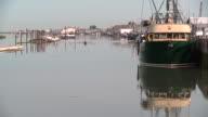 Steveston Harbor Morning. 4K UHD video