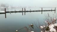 Steveston Harbor, Winter Sportfishermen video