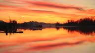 Still Harbor Dawn, Steveston video