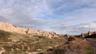 Still shot of Cappadocian Landscape video