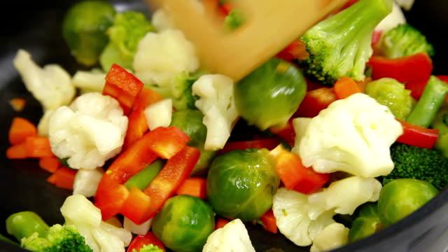 Stir Fry Vegetables video