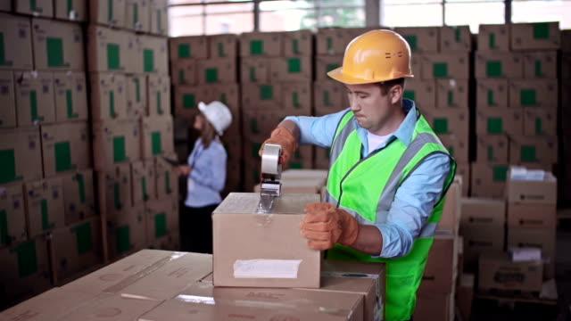 Stock Control video