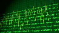 Stock Exchange 2D Animation video