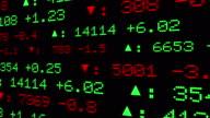 Stock Exchange Display video