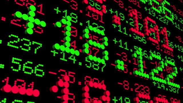 Stock Exchange HD 1080 video